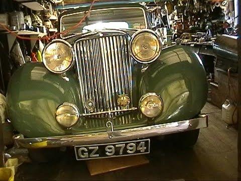 Charming Old Jaguar Cars