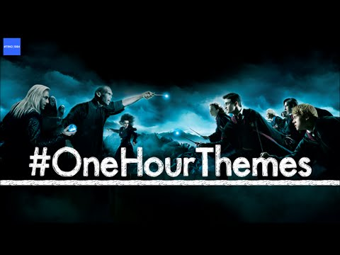 One hour of the 'Harry Potter' Theme