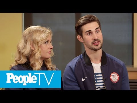 Team USA Figure Skaters Reveal Their Pre-Competition Rituals And Superstitions | PeopleTV