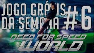Jogo Grátis da Semana #6 - Need For Speed World