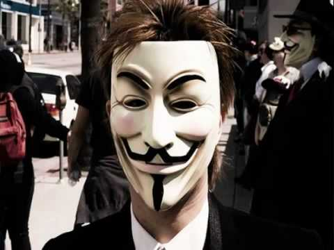 Anonymous Is Global Consciousness - 2012