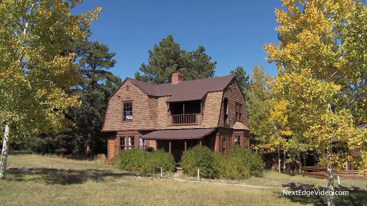Luxury real estate colorado guest ranch for sale hd for Executive ranch homes