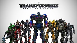 Transformers: The Last Knight, trailer / Трансформеры: Последний рыцарь: трейлер на английском языке