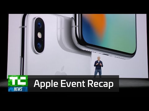 Download Youtube: Everything Apple announced at the iPhone X keynote