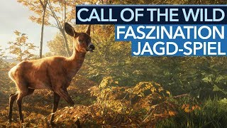 theHunter: Call of the Wild - Faszination Jagd-Spiel: Bitte kein Headshot für Bambi