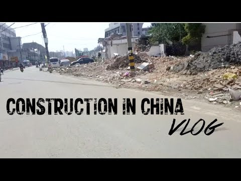 The New China (Construction in China)