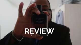 Givenchy Gentlemen Only Intense Review
