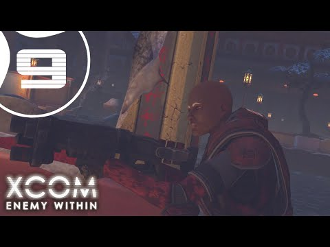 [Friends In Low Places] ► Let's Play XCOM Enemy Within Ironman Impossible Part 9