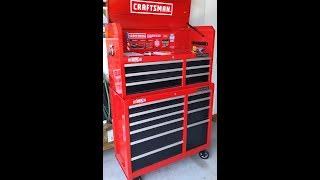 New Craftsman Tool Cabinet Locked Drawers Fix