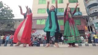 Aynabaji flash Mob (Asian University of Bangladesh) AUB