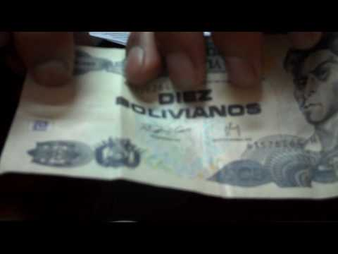 Falso! How to Tell If Your Money is Fake in Bolivia