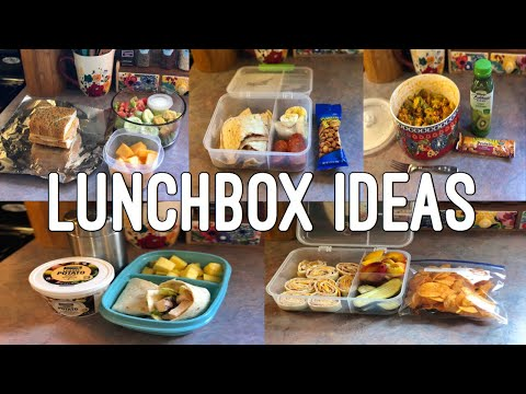 WHAT'S IN MY HUSBAND'S LUNCHBOX?| LUNCH IDEAS FOR ANYONE| NO MICROWAVE NEEDED