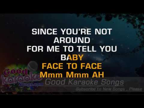 Heartbreak Hotel -  Whitney Houston (Lyrics Karaoke) [ Goodkaraokesongs.com ]
