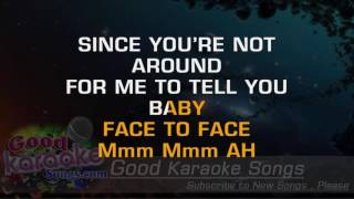 Heartbreak Hotel -  Whitney Houston (Lyrics Karaoke) [ goodkaraokesongs.com ]