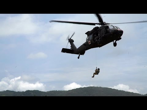 Philippines and U.S. Soldiers Provide Aid During Simulated Mass Casualty Training
