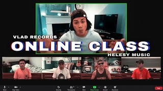 THE ONLINE CLASS SONG (Official Music Video) Prod. by VLAD