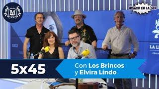 La Lengua Moderna 5x45 | Programa para la juventud. Con Elvira Lindo y Los Brincos