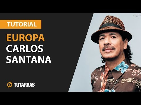 How To Play Europa By Carlos Santana In Guitar COMPLETE LESSON TUTORIAL