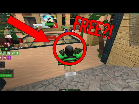 how to get the dominus for free in roblox
