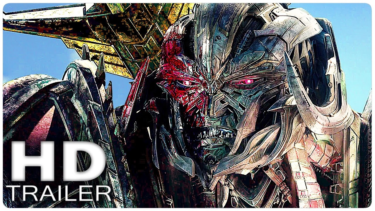 Transformers 5 Trailer 3 Extended 2017 Youtube