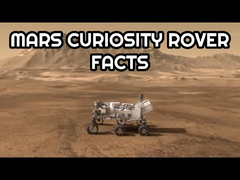mars curiosity rover interesting facts - photo #1