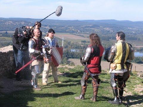 ARTE - X:enius - Les chevaliers, qui étaient t'il vraiment ?