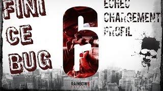 TUTO / RAINBOW SIX SIEGE -PROBLEME CHARGEMENT PROFIL !!