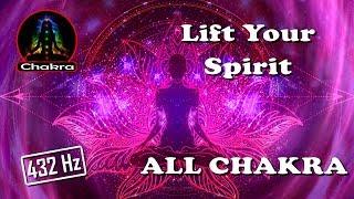 "Lift Your Spirit – ""Music Box"" Chakra (ALL CHAKRA Tuning/Balancing)"