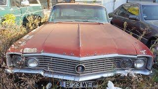 Abandoned 1964 Buick Electra 225.