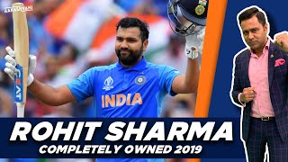 ROHIT Sharma completely OWNED 2019   #AakashVani   Ro-Superhit's year in REVIEW