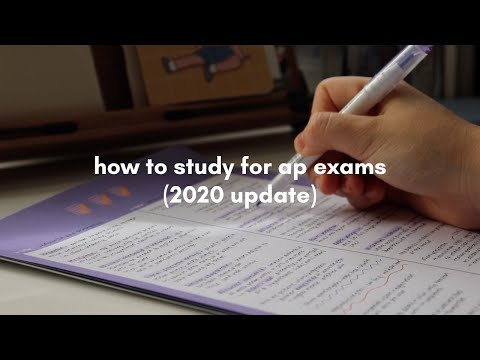 How To Study For The 2020 Ap Exams (45 Minute Free-response Exams)