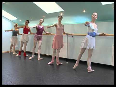 Музыка из балета разминка