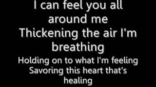Flyleaf  - All Around Me (lyrics)