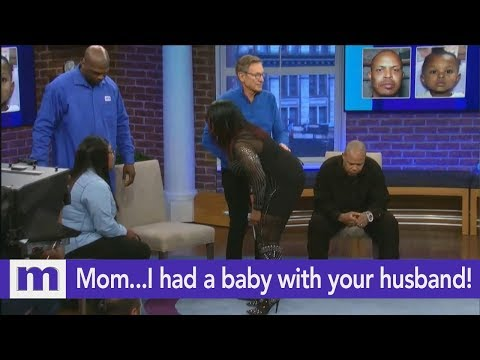 Mom... DNA will prove I had a secret baby with your husband! | The Maury Show from YouTube · Duration:  11 minutes 13 seconds