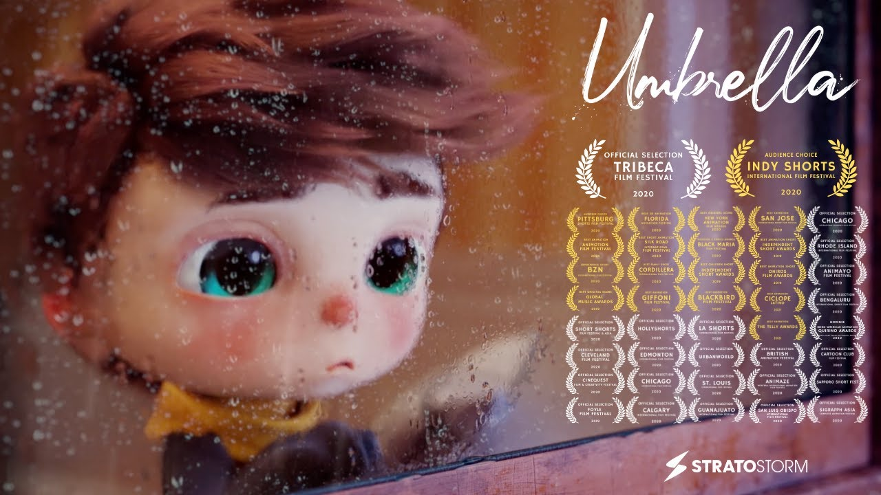 UMBRELLA  Award Winning and Oscar Qualified CGI Animated Short Film