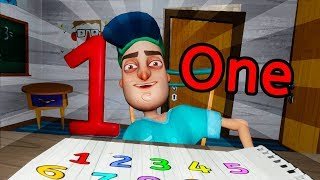 My Neighbor is Number 1 - Hello Neighbor Mod