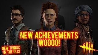 NEW ACHIEVEMENTS WOOOO! - Black Metal Jeff Gameplay - Dead By Daylight DLC