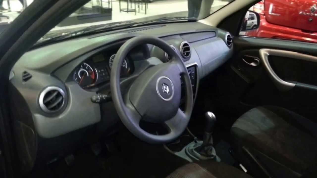 Interior Renault Logan 2014 Video Versi U00f3n Colombia