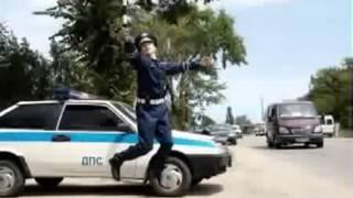 Русские приколы!Приколы с ДПСниками