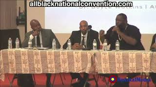 Killer Mike explains why black people aren't ready for revolution - All Black National Convention