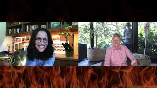 Julia Louis-Dreyfus Answers Ellen's 'Burning Questions'