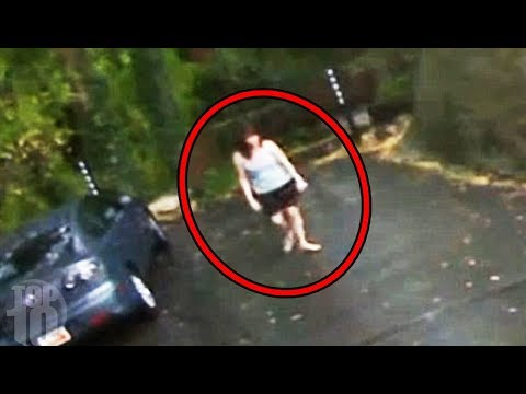 10 Scary Videos Caught on GoPro Camera