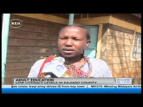 Maasai elderly generation overcoming odds in search of basic education