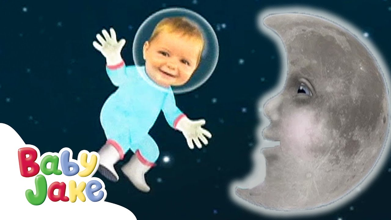 Baby Jake - Fly to the Moon! 🌓 🚀  | Yacki Yacki Yoggi | Full Episodes | Cartoons for Kids
