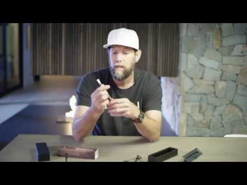 Vessel Brand Vape Pen Battery // Unboxing and Overview (featuring the  Silver + Walnut Wood Series)