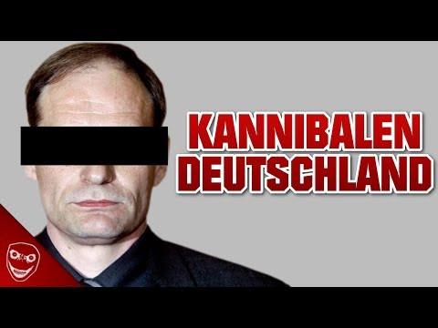 Die gruseligen deutschen Kannibalen und ihre Geschichten!