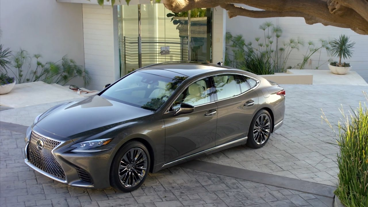 2018 lexus ls 500 release date price and specs roadshow autos post. Black Bedroom Furniture Sets. Home Design Ideas
