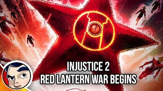 "Injustice 2 ""Red Lantern WAR!"" - Complete Story"