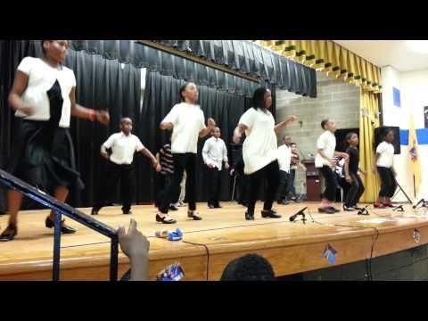 Quitman Street 3rd Grade Tap Dancers