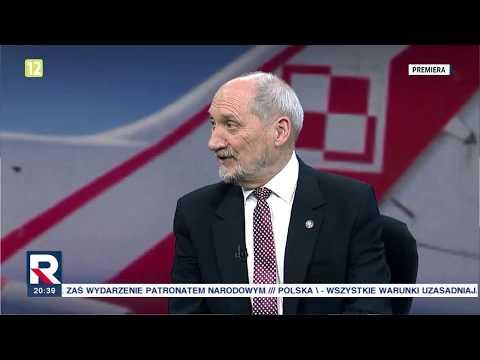 """Fakty Smoleńsk 2010 A.Macierewicz """"długa operacja ws.remontu TU154""""  08.11.2018"""